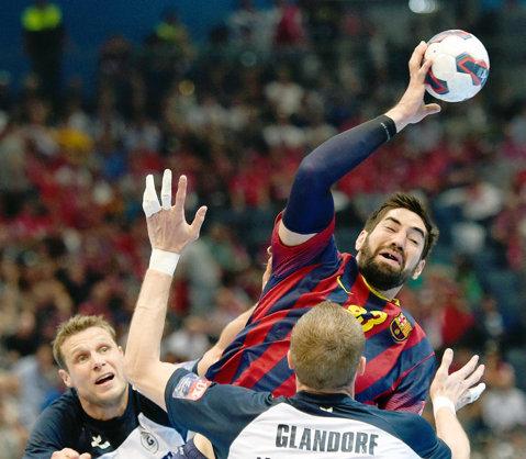 """Magicienii handbalului masculin în 2015, la nivel de cluburi, provin din Germania, Spania, Ungaria şi Polonia. Cum arată careul de """"aşi"""" al Ligii Campionilor"""