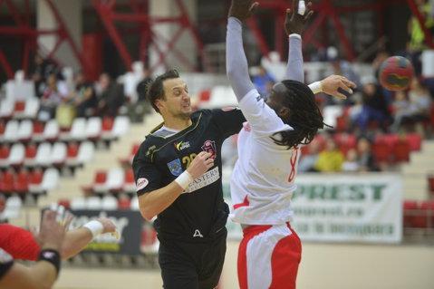 HC Odorhei, primul meci în deplasare cu Liberty Seguros, în finala Challenge Cup la handbal masculin