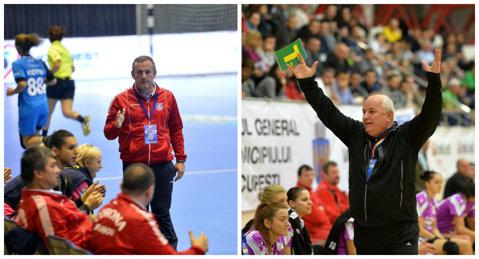 """Foşti colaboratori la echipa naţională, Tadici şi Burcea au ajuns la """"cuţite"""". Motivul pentru care cei doi antrenori sunt în relaţii reci şi ce confuzie s-a creat cu meciul decisiv din play-off, Corona - Zalău"""