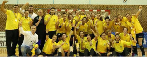 CSM Bucureşti, în premieră în grupele Ligii Campionilor la handbal feminin. HCM Baia Mare intenţionează să solicite wild-card. Posibilii adversari ai echipelor româneşti în Ligă