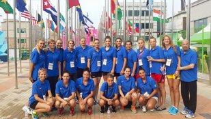 Serbia şi-a luat revanşa la Jocurile Universitare. România a pierdut jocul de debut de la Gwangju cu 27-25