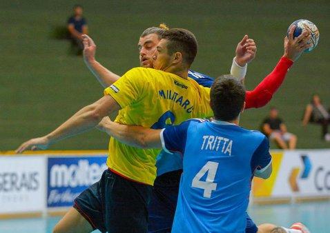 PRĂBUŞIŢI | Tricolorii au fost învinşi clar şi de Suedia la Mondialele de handbal masculin sub 21 de ani. România luptă acum cu Spania pentru locul 7. Fetele au obţinut, în schimb, victorii la Europene şi, respectiv, FOTE