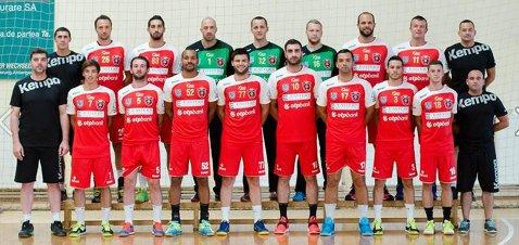 Campioana Minaur, făcută KO la Odorhei! Diferenţa dintre Challenge Cup şi Liga Campionilor a fost inexistentă în derby-ul etapei a 2-a a Ligii Naţionale de handbal masculin