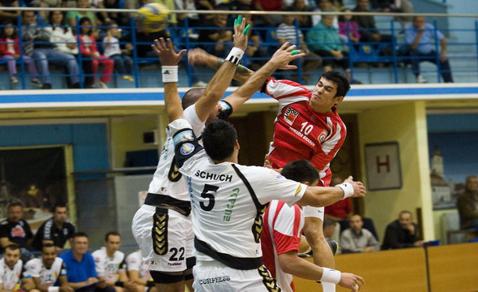Dinamo Bucureşti - Danubius Galaţi, scor 40-24, în etapa a IV-a Ligii Naţionale de handbal masculin