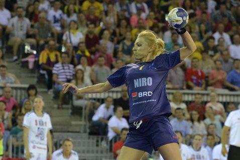Naţionala României şi-a luat revanşa în faţa echipei Buducnost Podgorica. Neagu a jucat la campioana Muntenegrului. Medicul Dan Costin a fost schimbat de la lot