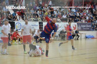 CLASAMENT Liga Naţională de handbal masculin şi rezultatele complete, sezon regular, play-off şi play-out