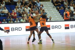 CLASAMENT FINAL Liga Naţională de handbal feminin şi rezultatele complete în sezonul 2015-2016
