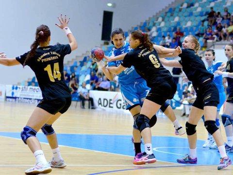 HCM Rm. Vâlcea – Universitatea Cluj, scor 26-20, în ultimul meci al Ligii Naţionale din 2015