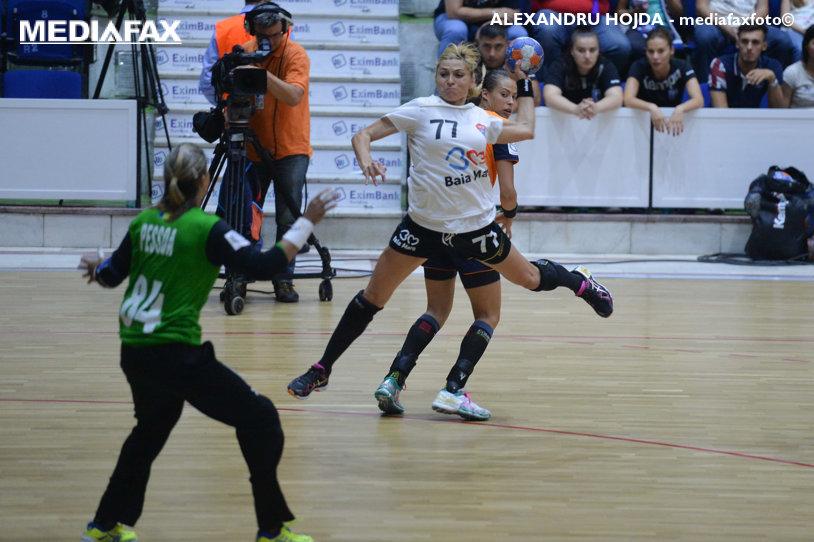Titlul, Europa şi evitarea retrogradării! Campionatul de handbal feminin se reia cu obiective importante pentru toate cele 14 echipe