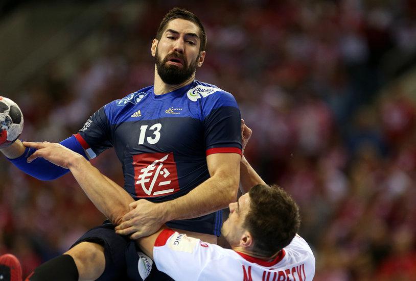 EURO 2016 | Franţa a revenit în forţă, cu o victorie la scor în faţa Belarusului. Nikola Karabatic, de la 14% la 100%