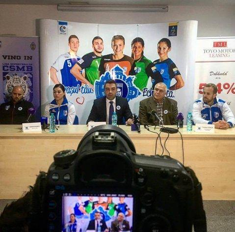 Lovitură de imagine pentru CSM Bucureşti! Vasile Stângă a fost numit şef al secţiei de handbal. Ce şi-a propus fostul mare jucător al României la clubul din Capitală