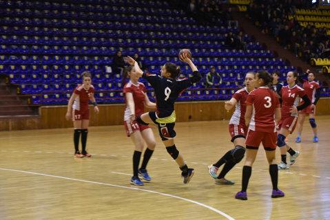 Colegiul Tehnic Media Bucureşti s-a calificat la Campionatul Mondial Şcolar de handbal