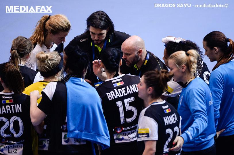 România - Ungaria 1-1 în Liga Campionilor la handbal feminin. CSM Bucureşti a prins o zi slabă la Gyor şi a pierdut fără drept de apel