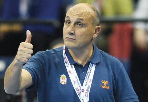 Punct final în scandalul selecţioner vs jucătoare la naţionala Serbiei. Sasa Boskovic a fost demis!