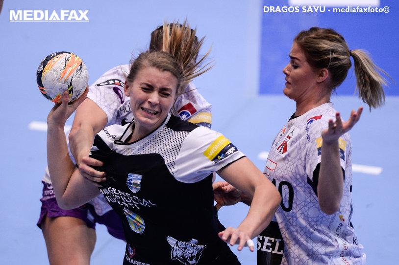CSM Bucureşti s-a calificat în sferturile de finală ale Ligii Campionilor! Moment extraordinar pentru handbalul românesc, după ce şi HCM Baia Mare a pătruns între cele mai bune 8 echipe
