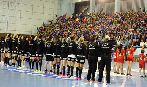 Baia Mare nu mai organizează turneul Final 4 al Cupei României la handbal feminin!