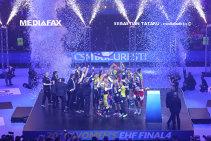 CSM Bucureşti a început cursa de apărare a trofeului Ligii Campionilor! Sorţii au fost duri în Danemarca: campioana României va înfrunta Gyor, Rostov şi Midtjylland