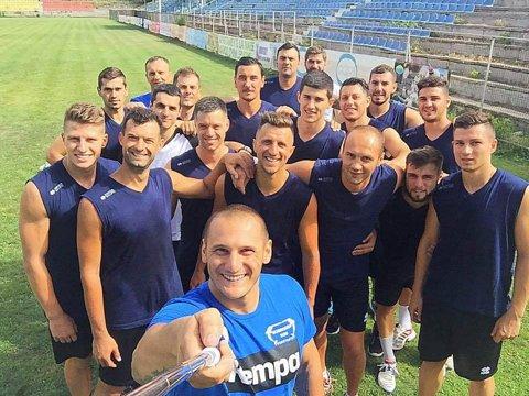 """Provocare pentru HCDS Constanţa, echipa cu peste 100 de trofee! Buricea: """"Ani la rând am jucat pentru titlu, nu putem să venim acum şi să spunem că ne pregătim pentru locul 3"""""""