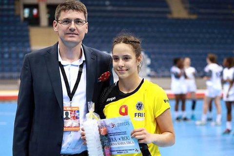 """Adversar nedorit pentru România în """"optimile"""" Mondialului de handbal junioare: Danemarca. Tricolorele au ocupat locul 4 în grupă"""