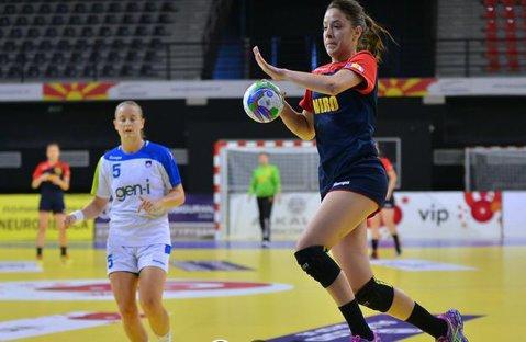 România a ratat calificarea în sferturile de finală ale Campionatului Mondial de junioare. Naţionala de handbal a pierdut la limită în faţa Danemarcei