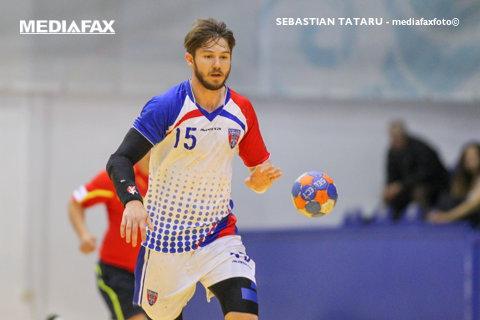 Coordonator pentru naţională! Marius Szoke, 23 ani, a decis derby-ul Steaua – CSM Bucureşti, după un joc de pus în ramă