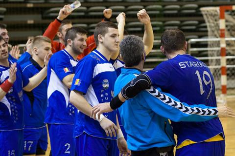 VIDEO | Scene violente în pauza meciului CSU Suceava - HC Vaslui