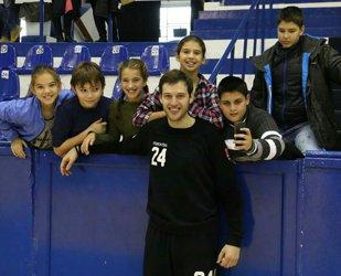 JUCĂTORUL etapei a 14-a în Liga Zimbrilor la handbal masculin a fost dat de partida Poli Timişoara – HCDS Constanţa