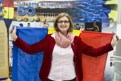 Elisabeta Lipă: ''Victoria naţionalei a produs emoţii şi sentimente identice în multe inimi de români''