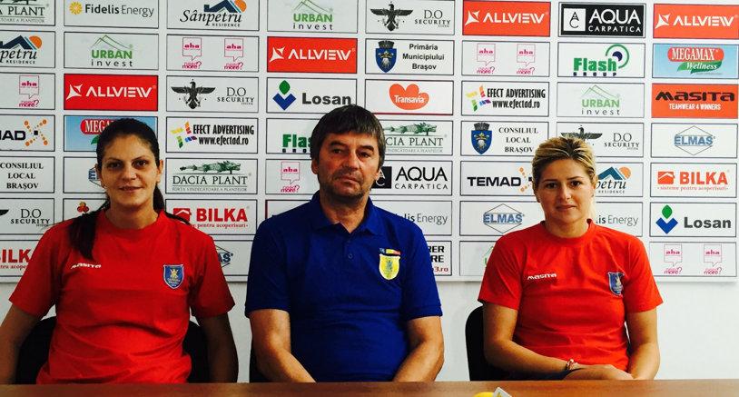 Dumitru Berbece, noul antrenor principal al echipei Corona. Transferul Laurei Chiper la CSM Bucureşti nu s-a concretizat