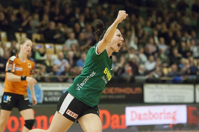 CSM Bucureşti şi-a găsit extremă dreapta pentru Liga Campionilor: Simone Bohme de la Viborg!