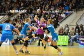 HC Zalău a câştigat derby-ul cu Dunărea Brăila, iar finalul de campionat se anunţă exploziv. Patru echipe au şanse bune la locul 2!