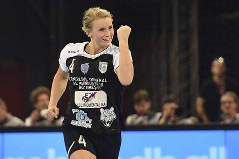 NEGOCIERI | Aflată pe lista de priorităţi a CSM Bucureşti şi pentru sezonul următor, Isabelle Gullden a apărut la bursa zvonurilor şi în Danemarca, cu un eventual transfer la Esbjerg!
