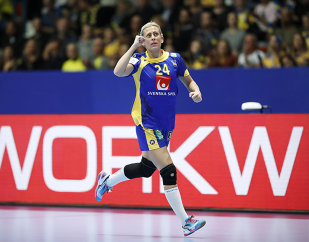 CSM Bucureşti a confirmat încă un transfer de marcă: Nathalie Hagman a semnat pe 2 ani cu campioana României