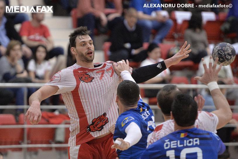 Dinamo - HCDS Constanţa, primul episod în bătălia pentru calificarea în finală! Campionii au avut o săptămână în plus să se refacă după o serie mai uşoară în primul tur al play-off-ului