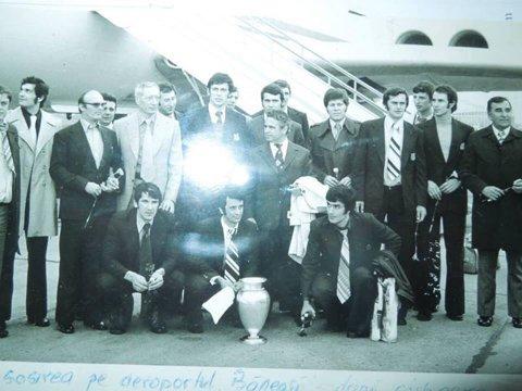 """Steaua Europei se reîntâlneşte la 40 de ani distanţă de la câştigarea ultimului titlu în Cupa Campionilor! """"După câştigarea acestui trofeu, probabil că lumea ne-a şi iertat pentru înfrângerea din finala olimpică 1976"""""""