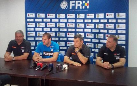 """România, în faţa meciului decisiv pentru calificarea la Campionatul European. Cu Belarus se joacă la Craiova. Xavi Pascual: """"În tur i-am învins datorită elementului-surpriză, acum va fi mult mai greu"""""""
