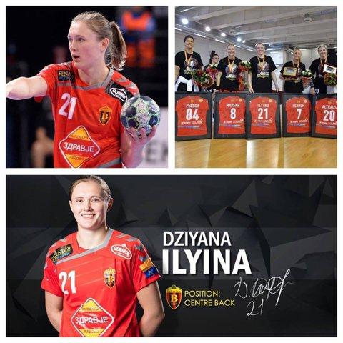 Bursa transferurilor în handbalul feminin | Dunărea Brăila a transferat o jucătoare de la Vardar Skopje, care joacă în cupele europene de la 16 ani