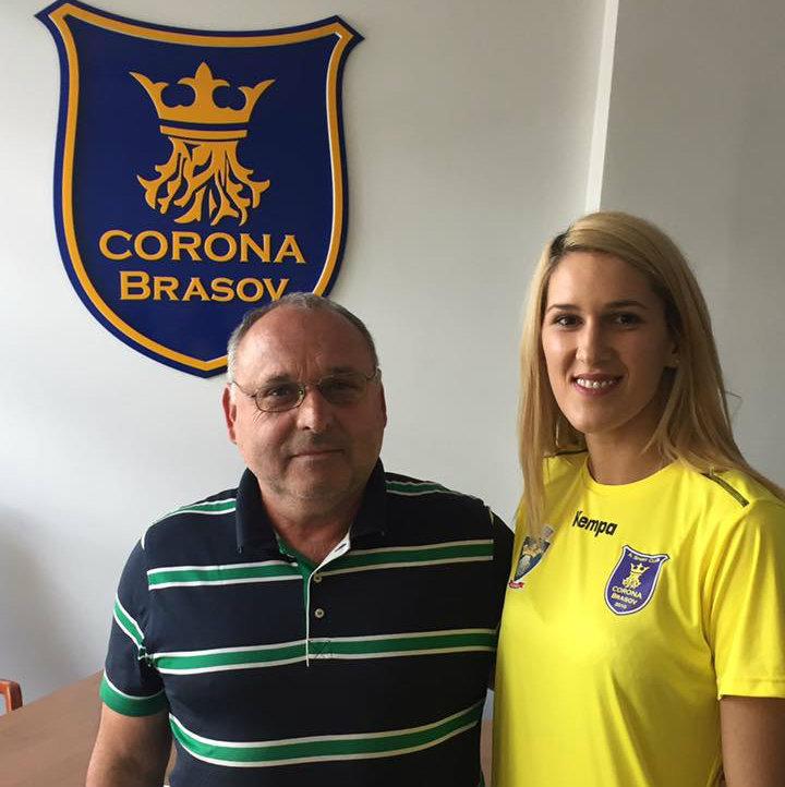 Corona Braşov a anunţat încă un transfer, interul stânga Cosmina Cozma de la CSU Danubius Galaţi. Noua echipă a lui Costică Buceschi a ajuns la 7 achiziţii
