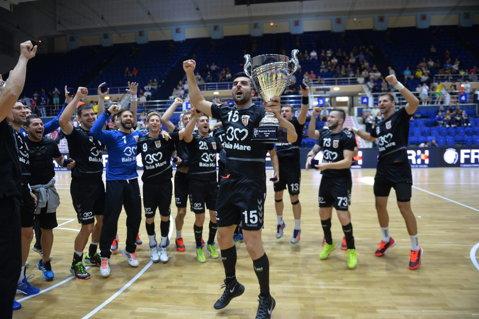"""Viorel Fotache revine în Liga Naţională, dar nu la Minaur Baia Mare! Cu ce echipă a semnat """"apărătorul de fier"""" al campioanei din 2015"""
