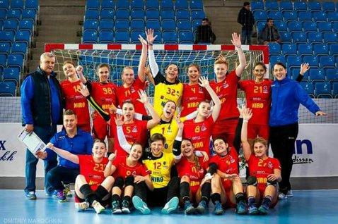 Semne bune pentru naţionala sub 19 ani la Trofeul Carpaţi! România a câştigat deja competiţia, înainte de confruntarea cu Rusia, campioana mondială