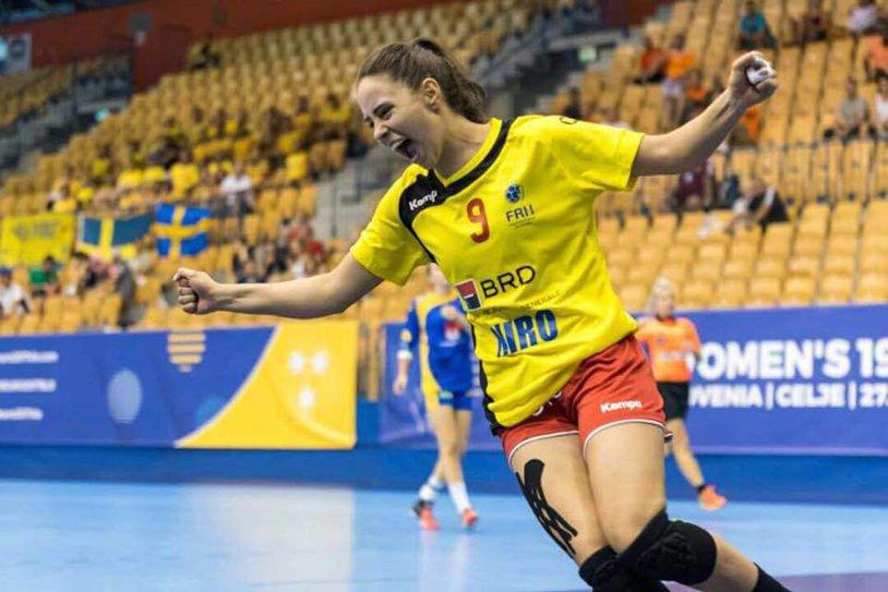 Franţa este noua campioană europeană în handbalul feminin la categoria sub 19 ani. România s-a trezit prea târziu: a obţinut patru victorii consecutive, dar a terminat doar pe locul 9. Sorina Tîrcă, golgheterul turneului final