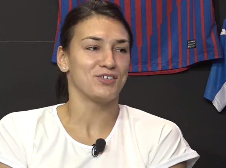 """Cea mai bună handbalistă a lumii susţine că încă mai are lucruri de îmbunătăţit la jocul ei! Cristina Neagu: """"Jocul meu va putea să arate şi mai bine decât în momentul de faţă"""". Încă două obiective majore de îndeplinit"""