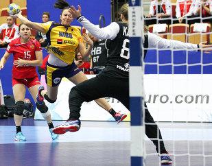 Eliza Buceschi ratează meciurile cu Austria şi Portugalia! Ambros Martin a chemat o altă jucătoare la Vâlcea, pe Szilvia Szabo