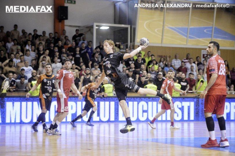 Din umilinţă în umilinţă! Dinamo a fost surclasată de CSM Bucureşti în Liga Naţională de handbal masculin şi arată în ultimele zile ca o echipă care şi-a pierdut complet busola