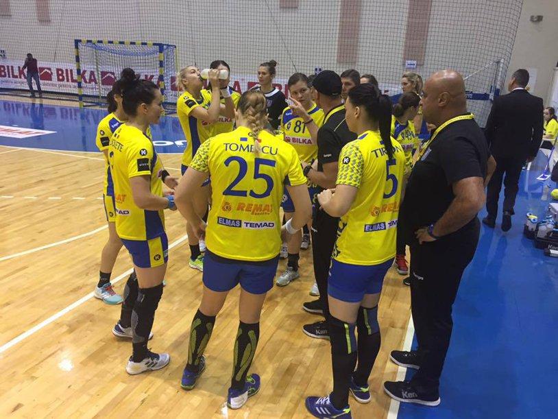 Corona Braşov, în criză! Echipa lui Costică Buceschi a suferit un nou şoc în Liga Naţională, fiind învinsă pe teren propriu de Măgura Cisnădie. Reacţia antrenorului