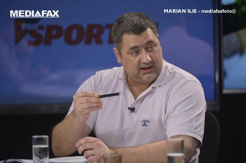 """De ce Barcelona, da, iar cluburile din România, nu? Renunţă FRH la licitaţia juniorilor din Centrele Naţionale? Dedu: """"Mă gândesc foarte serios, este o soluţie să renunţăm noi Federaţia la jumătate din grilă, nu este o problemă"""""""