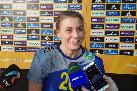 """Suedia şi Danermarca s-au calificat între cele mai bune 8 naţionale la Campionatul Mondial. Isabelle Gullden: """"A fost puţin mai uşor decât ne-am aşteptat"""". """"Bella"""" ar semna imediat pentru o finală Suedia - România"""