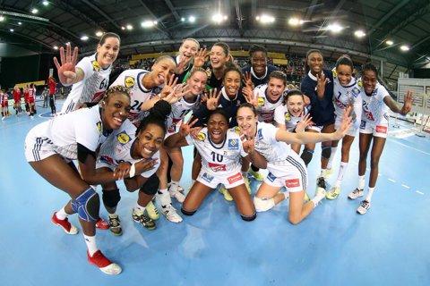 S-a stabilit prima semifinală la CM de handbal! Franţa îşi respectă blazonul, Suedia obţine cea mai bună performanţă din istorie la un Mondial