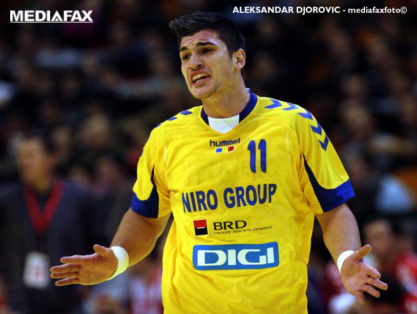 Start lansat în preliminariile Campionatului Mondial: România - Italia 34-24. Pentru tricolori urmează partida cu I. Feroe