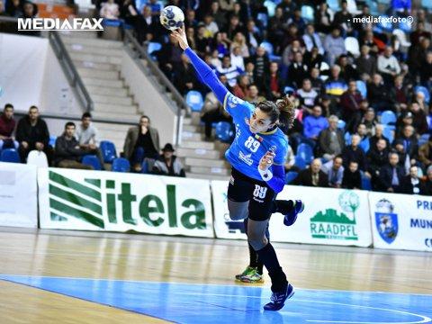 Prima victorie pentru SCM Craiova în grupele Cupei EHF! Echipa lui Bogdan Burcea a învins o câştigătoare a competiţiei